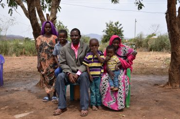 Guyo Family from Kenya